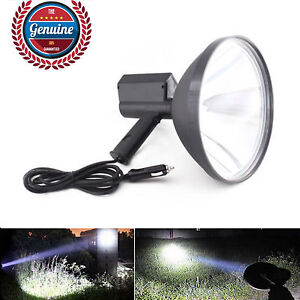 New Style Cree 100w 9 Inch Handheld Hid Spotlight Hunting Camping Search Light
