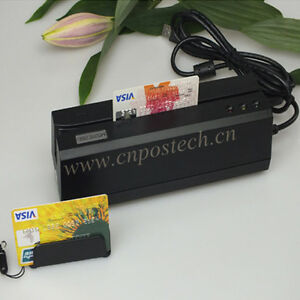 Magnetic Card Reader Writer Msre206 W portable Collector Magstripe Mini400