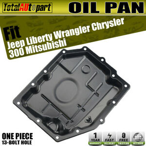 New Trans Oil Pan Fit Chrysler 300 Dodge Charger Jeep Liberty Ram 1500 2006 2013