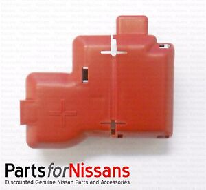New Oem Genuine Nissan Top Post Battery Terminal Protector Cover Many Vehicles