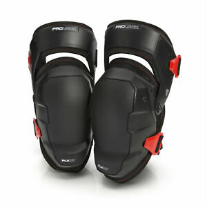 Prolock 93182 Professional Construction Foam Comfort Knee Pads Plus 1 Pair