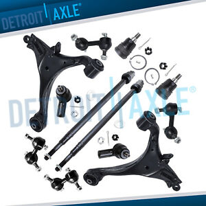 New 12pc Complete Front Rear Suspension Kit For Honda Civic 2001 2005