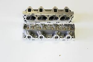 Ford Engine Big Block Fe Aluminium Cylinder Heads Bare 390 427 428 Engines