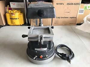 Keystone Single Chamber Dental Vacuum Former For Mouth Guard Used Works Great