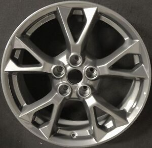 Maxima Nissan 2012 2013 2014 18 5 Double Spoke Factory Oem Wheel Rim C 62582