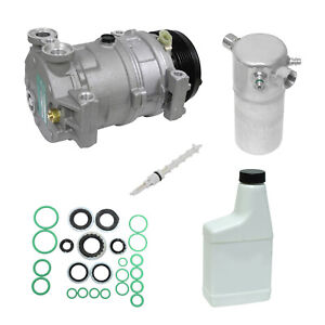New A C Compressor And Component Kit 1050090 89018950 S10 Blazer Sonoma Jimmy