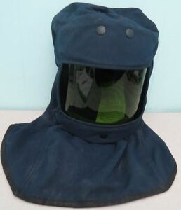 Oberon Company Lci4 Electric Ac Flash Hood Navy Blue 46 Cal cm2