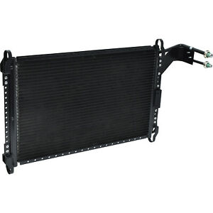 New A c Condenser 1160294 Fozz19712a Mustang Thunderbird Cougar Mark Vii Ltd