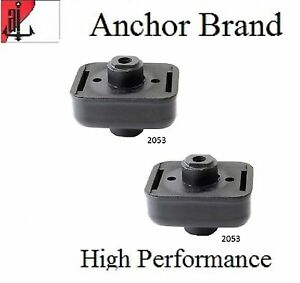 2 Pcs Motor Mount Kit For Chevrolet Styleline Deluxe All Engines 1950 1951