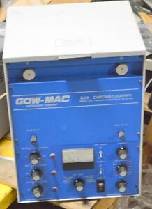 Gow mac 350 Model 69 350 Gas Chromatograph Thermal Conductivity Detector m1143
