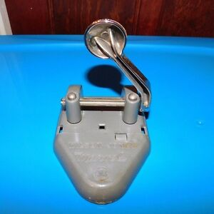 Vintage Wilson Jones 2 Hole Punch Made In Usa