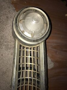 1955 Ford Fairlane Grille And Parking Lights Ass Great Driver Quality R989