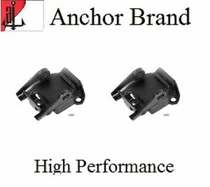 2 Pcs Motor Mount Kit For Chevrolet Corvette 7 4l 454 Engine 70 74