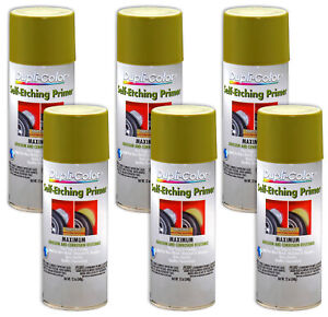 Duplicolor Green Self Etching Primer 12 Oz 6 Pack Dupdap1690 6pk