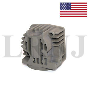 Air Suspension Compressor Pump Cylinder Head For Vw Touareg 2004 2010 Compressor