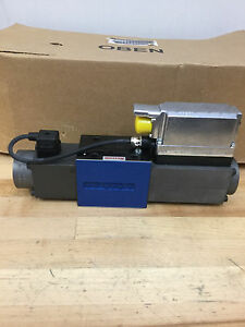 Rexroth Bosch Group Proportional Valve 4wrpe 10 Q5 50m 20 g24k0 a1m 836 new