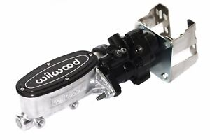64 72 Chevy Chevelle Hydroboost Brake Kit W Polished Wilwood Master Cylinder