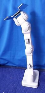 Clinton Electronics Ce 178a g Articulating Arm Wall Mount White ctno