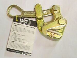 Klein Tools 1625 20 8000 Lb 7 8 10 13 Wire Cable Rope Grip Puller 1625 20