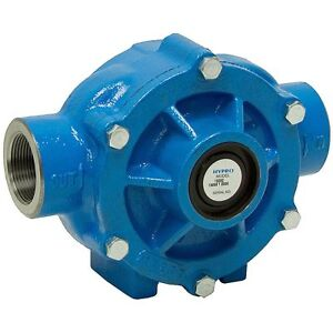 Hypro 1502c Roller Pump 6 roller Cast Iron Pump