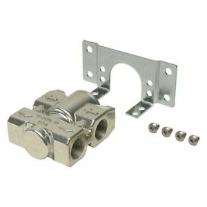 Derale 25791 Fluid Control Thermostat With Mounting Bracket 3 8 Npt Inlet Size