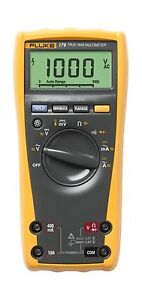 Fluke 179 Esfp True Rms Multimeter With Backlight And Temp New Free Shipping