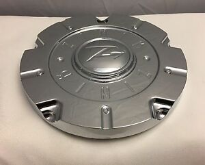 Zinik Z11 Chrome Custom Wheel Center Cap Set Of One Pn Z 11