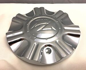 Zinik Z 2 Sniper Chrome Wheel Center Cap Pn S 2 One Cap