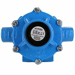 Hypro 7560c r Roller Pump Cast Iron 8 roller Pump With Reverse Rotation
