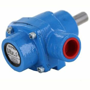 Hypro 4001c Roller Pump Cast Iron 4 roller Pump