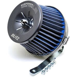 Blitz 56047 Lm Sus Power Air Intake Fits 91 95 Toyota Mr2 Sw20 3s Gte Turbo