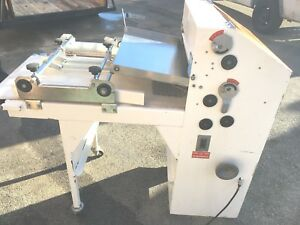 Production Sheeter Dough Molder For Breads And Baguettes