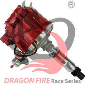 New Dragonfire Hei Distributor For Buick Nailhead 322 364 400 401 425 Engines