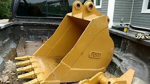 New 24 Fleco Excavator Bucket For Cat 308