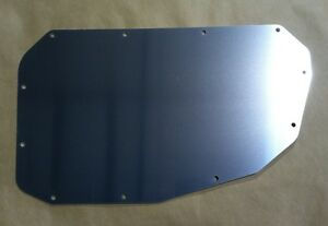 1978 88 Gm G Body Air Conditioning Heater Delete Panel