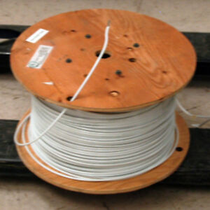 New 1700 M22759 16 8 9 Mil Spec Aviation Non shielded Wire 8awg Etfe Tefzel Te