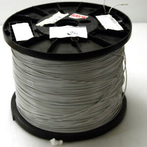New 5200 M22759 16 16 199 Mil Spec Aviation Non shielded Wire 16awg Etfe Tefzel