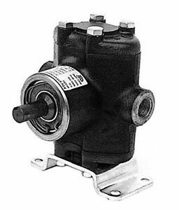 Hypro 5320c cx Small Twin Piston Pump Solid Shaft
