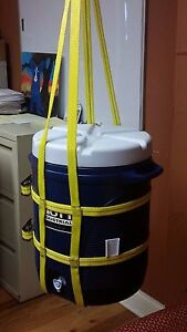 Trident Supply 3 5 10 Gallon Water Cooler Lifting Sling Lifting Strap