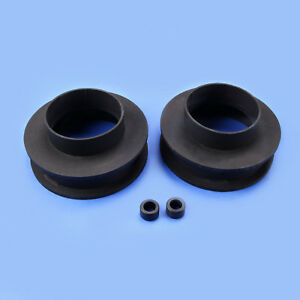 1997 2003 Ford F 150 2wd Steel Front 2 Leveling Lift Kit Shock Extender