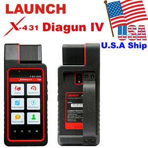 New Released Launch X431 Diagun Iv Obd2 Auto Code Scanner Diagnotist Scan Tool