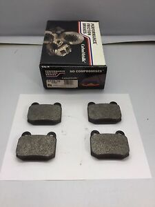 Performance Friction Pfc Disc Brake Pads 0109 10 109z Carbon Metallic Z Rated