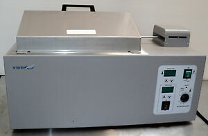Vwr 1217 Reciprocating Oscillating Heated Water Bath P n 9020972 Ref 39431