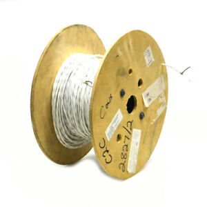 New 275 Whitmore 2827 2 2c 20awg Ptfe Insulation Stranded Wire Mil spec