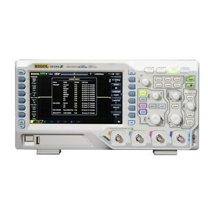 Rigol 50 Mhz 4 channel Digital Oscilloscope With 7 Lcd Display Model Ds1054z