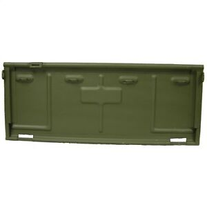 Tailgate Omix 12005 02 Fits 50 52 Jeep Willys