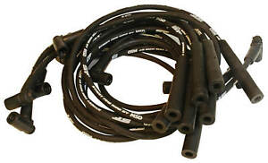 Msd 8 Mm Spark Plug Wire Set Hei Sbc 350 383 Street Fire High Performance Wires