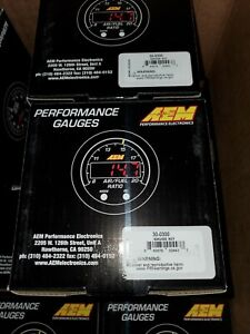 Aem X Series Wideband Air Fuel Ratio Sensor Controller Gauge 30 0300 Afr Sale