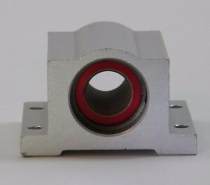1 2 Inch Close Pbc Linear Pillow Block with Bearing