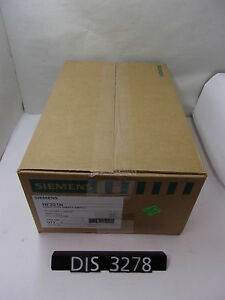 New Siemens 240 Volt 30 Amp Fused Disconnect Safety Switch dis3278